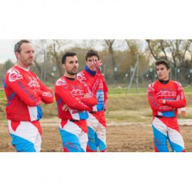 ENDURANCE RACE GEL GLOVES RACE RED LARGE